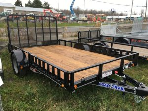 12′ ATV Landscape Trailer