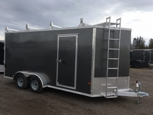 7′ x 14′ All Aluminum Contractor