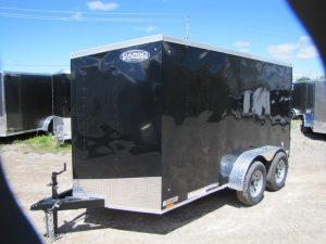 6X12 T/A Cargo Trailer