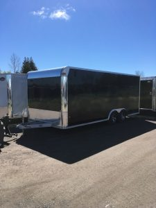 8X20 Car Hauler Cargo Trailer