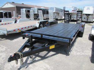 7 Ton Equipment Trailer