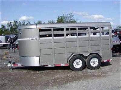 Horse / Livestock Trailer