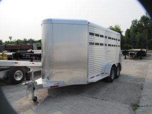 14′ All Aluminum Stock Trailer