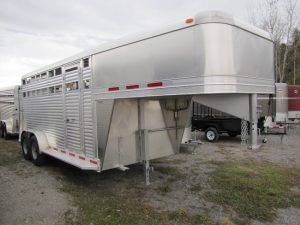 16′ All Aluminum Stock Trailer