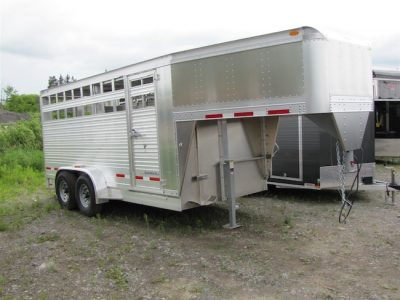 16ft Stock Trailer