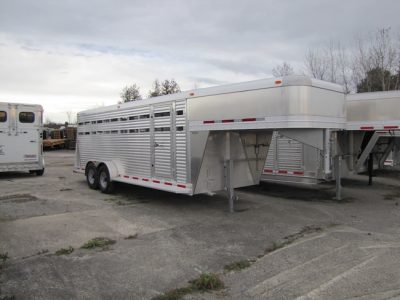 20′ All Aluminum Stock Trailer