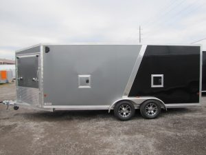 7′ X 23′ All Aluminum Sled Trailer