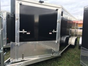 7′ X 27′ All Aluminum Sled Trailer