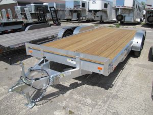 18′ All Aluminum 5 Ton Car Hauler