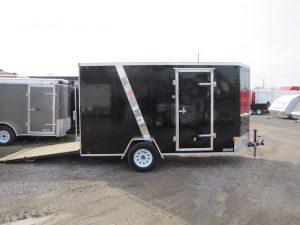 6×12 V-Nose Cargo Trailer