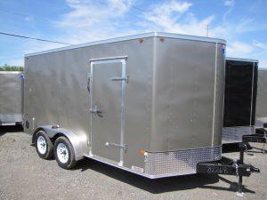 7X14 Enclosed Cargo