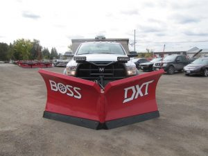 10Ft DXT V-Blade Plow