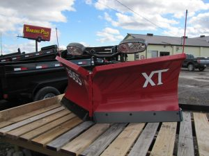 8ft 2in XT V-Blade Plow
