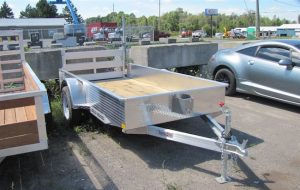 5'x10′ All Aluminum Utility Trailer