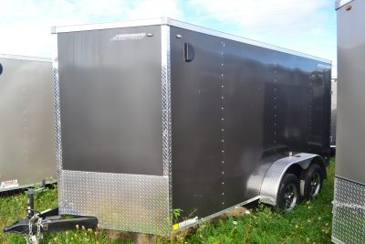 7×14 Enclosed Cargo Trailer