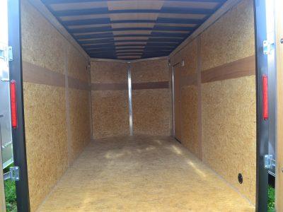 7×14 Enclosed Cargo Trailer