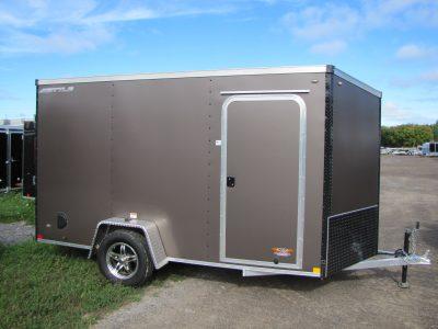 6×12 Aluminum Cargo Trailer