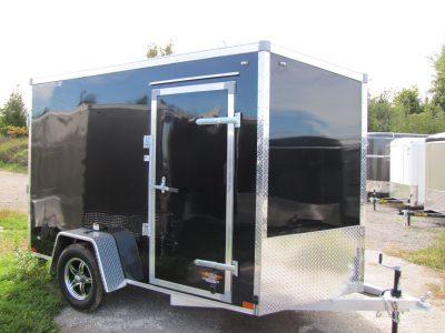 6×10 Aluminum Cargo Trailer