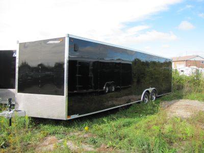 8.5X28 Aluminum Car Hauler