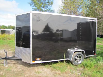 6×12 Cargo Trailer