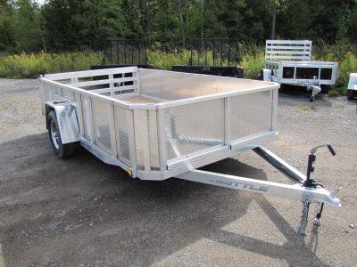 6.5×12 Aluminum Utility Trailer