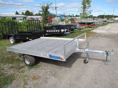 Deck Over ATV Trailer