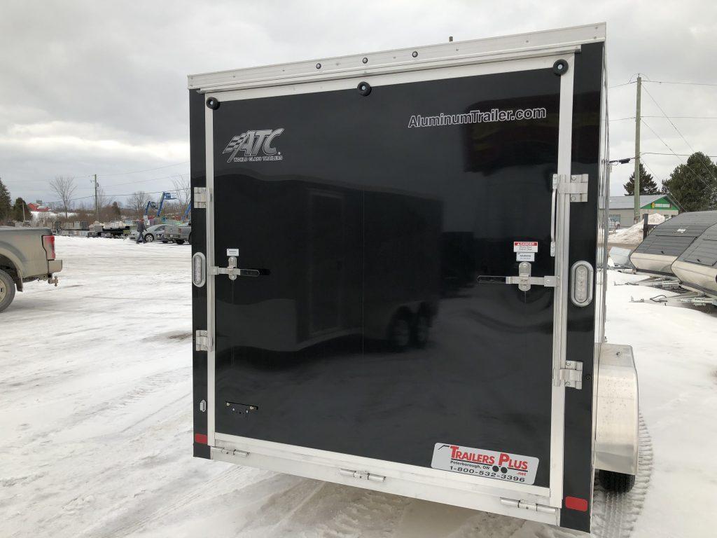 Trailers Plus Peterborough >> 2019 Atc 7x16 Aluminum Cargo Trailer Trailers Plus