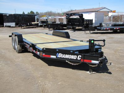 7 Ton Tilt Equipment Trailer