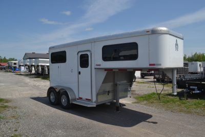 Thoroughbred Aluminum Horse Trailer