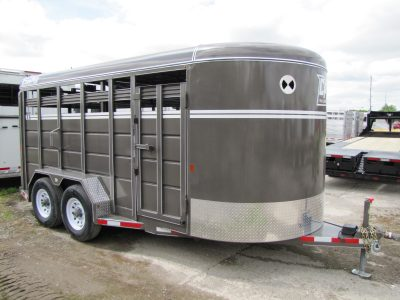 16′ Livestock Trailer