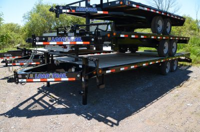 25′ Equipment Trailer