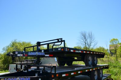 16′ 5T Equipment Trailer