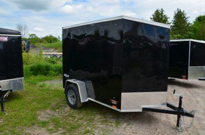 5×8 Cargo Trailer