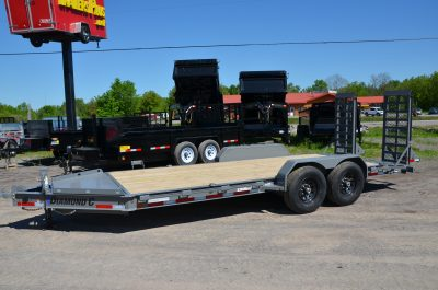 18′ Equipment Trailer