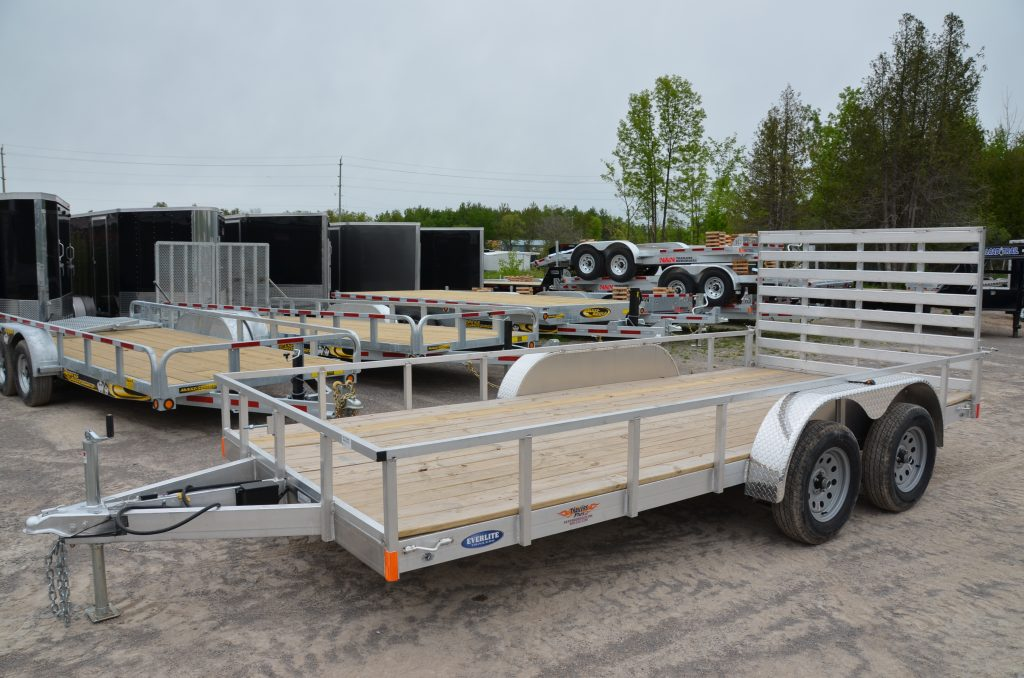 Trailers Plus Peterborough >> 2020 Cargo Express 16 Aluminum Utility Trailer Trailers Plus