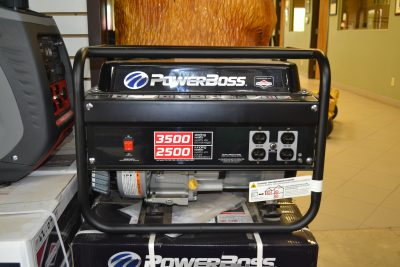 3500W PowerBoss Generator