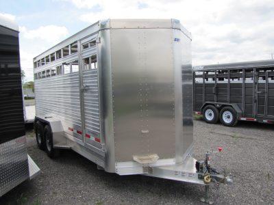 Maverick LS 14′ Livestock Trailer