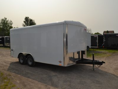8.5×16 Enclosed Cargo Trailer