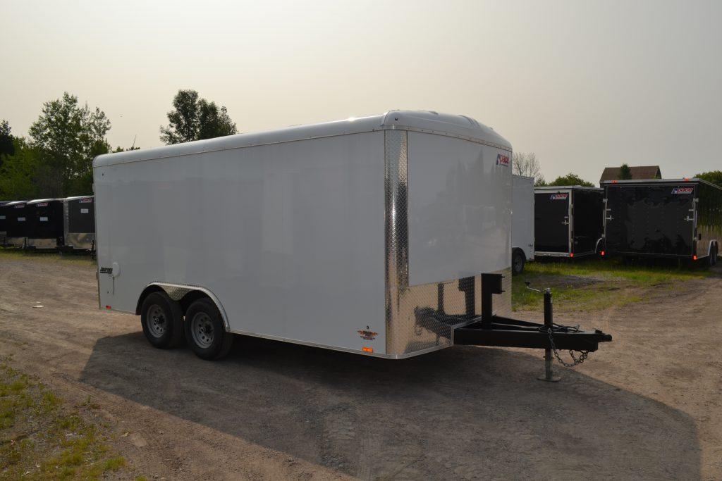 Trailers Plus Peterborough >> 2020 Pace 8 5x16 Enclosed Cargo Trailer Trailers Plus