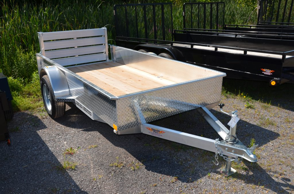 Trailers Plus Peterborough >> 2019 Stronghaul 76 X10 Aluminum Landscape Trailer Trailers