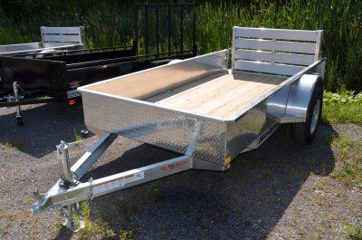 5×10 Aluminum Landscaper