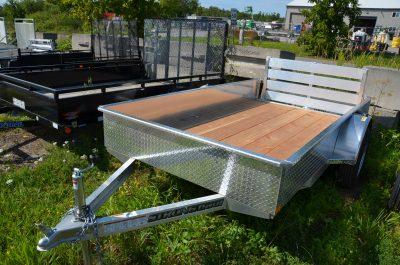 66″x10 Aluminum Landscaper