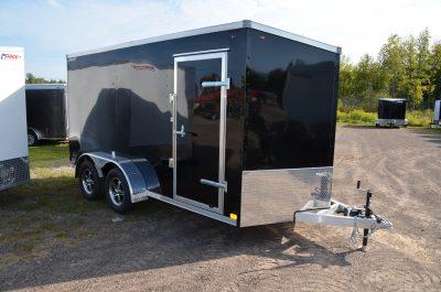 7×14 Aluminum Cargo Trailer