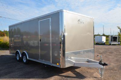 8.5×20 Aluminum Cargo Trailer