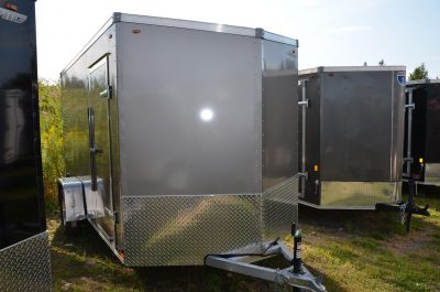 6.5×12 Aluminum Enclosed Cargo