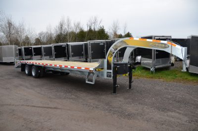 25+5 Gooseneck Equipment Trailer