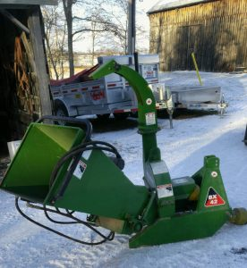 BX42 4″ Wood Chipper