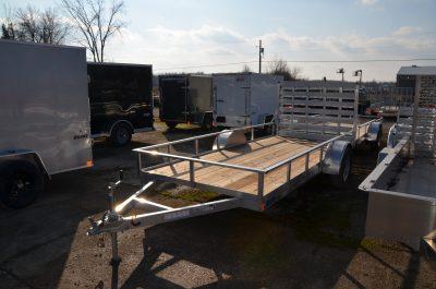 14′ Aluminum ATV Trailer