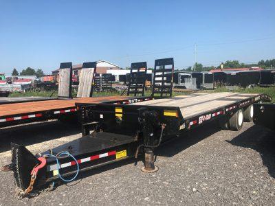 30 Ton Equipment Trailer
