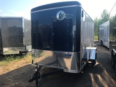 6×12 Enclosed Trailer